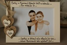 Personalised Photo Frame! Best Friends Gift!
