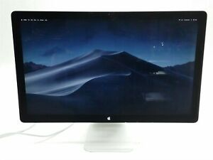 "Apple 27"" Thunderbolt Display LED 2560x1440 LCD Cinema Monitor Magsafe MC914LL/A"