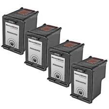 4 92 C9362WN Black Printer Ink Cartridge for HP Photosmart c3140 c3150