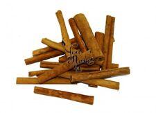 Dried Cassia Cinnamon Quills Premium Quality 10cm 25g-200g - Cinnamonum Cassia
