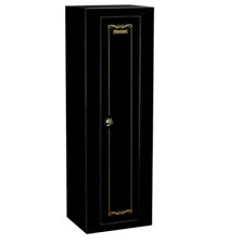 10 Gun Security Cabinet Stack-On GCWB-10-5-DS Store Riffles Shotguns Black New