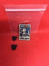 New listing Disney Wdw 2014 Mickey Mouse In A Spacesuit Explore The Galaxy Rocket Ship Pin