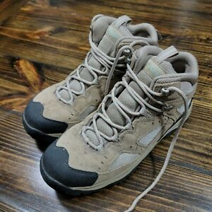 Columbia Coremic Ridge Mid Women's hiking boots size 7.5 great condition