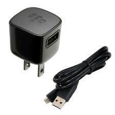 Blackberry USB AC Charger Adapter Power Plug with Micro USB Cable for Blackberry