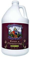 New listing Neptune's Harvest - Rose & Flowering Formula - 1 Gallon (2-6-4)