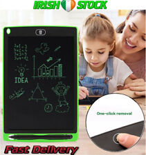 "8.5"" Electronic Digital LCD Drawing Pad Tablet Graphics Writing Board Notepad"