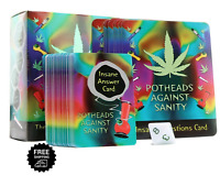 Potheads Against Sanity Fun Adult Group Games