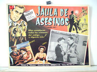 MOBS INC./Reed Hadley/1956/OPTIONAL SET MEXICAN LC