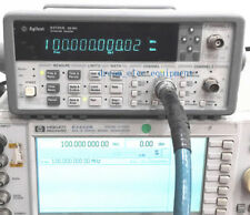 HP/Agilent 53132A  OPT:010+030 Universal Frequency Counter