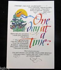 Leanin Tree Thinking Of You Encouragement Greeting Card Multi Color R137