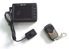 "2.7"" LCD Angel Eye Mini Video Recording System Portable DVR Hidden Button Camera"