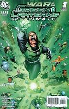 WAR OF THE GREEN LANTERNS AFTERMATH #1 MIGUEL SEPULVEDA VARIANT COVER