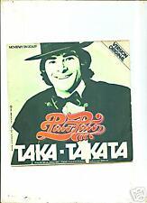 Paco Paco - Taka -Takata  Original Version 1972