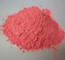 FLUORESCENT RED  -  250g POWDER PAINT  FOR ART & CRAFT