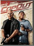 Cop Out (DVD, 2010, Canadian) Bruce Willis, Tracy Morgan, Seann William MOVIE!!!
