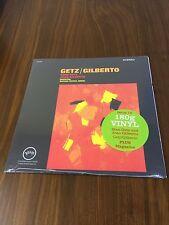 DeAGOSTINI - JAZZ AT 33 1/3 - VINYL ALBUM - STAN GETZ/JOAO GILBERTO/CARLOS JOBIM