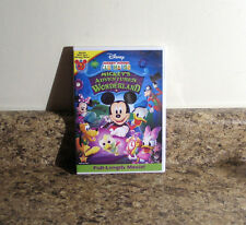 Disney Mickey Mouse Clubhouse: Mickey's Adventures In Wonderland (DVD, 2009) NEW