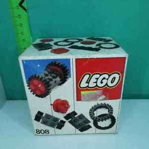 LEGO  808 GIOCO DI COSTRUZIONI  VINTAGE TOY ANNI 80