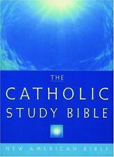 The Catholic Study Bible : New American Bible (1990, Paperback)