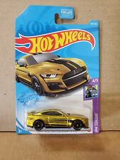 New Listing Hot Wheels Super Treasure Hunt 2020 Ford Mustang Shelby Gt500