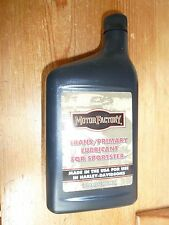 HARLEY DAVIDSON SPORTSTER MOTOR FACTORY TRANSMISSION/PRIMARY  OIL