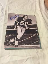 BILL CURRY GREEN BAY PACKERS SIGNED AUTOGRAPHED 8X10 PHOTO W/COA 7