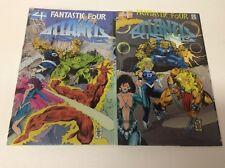 FANTASTIC FOUR ATLANTIS RISING #1-2 (MARVEL/1995/0617186) COMPLETE SET LOT OF 2