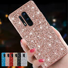 For OnePlus 8 Pro 7 Pro 6 6T Bling Glitter Plating TPU Rubber Slim Case Cover