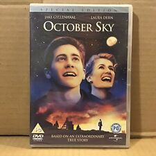 October Sky (DVD, 2011) BRAND NEW FACTORY SEALED Jake Gyllenhaal Laura Dern