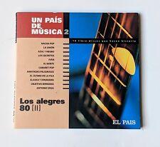 Un Pais de Musica El Pop de los 90 CD & Booklet Spanish Music DuncanDhu Secretos