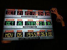 Back to the future - Delorean Time circuit temporel retour vers le futur USB