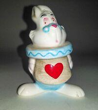 Disney Figurine White Rabbit from Alice in Wonderland