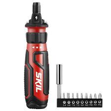 Skil SD561201 4v Rechargeable Cordless Circuit Sensor Screwdriver