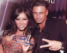 "~~ SNOOKIE & PAULY D Authentic Hand-Signed ""JERSEY SHORE"" 8x10 Photo ~~"