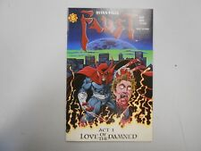 SIGNED Faust Act 1 Love of the Damned! (1988, North Star)! NM9.2+! SECOND PRINT!