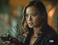 Jamie Chung Signed 11x14 Photo BAS Beckett COA Gotham TV Show Picture Autograph