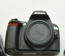 Nikon D60 SLR Digital Camera Broken SD Card Door