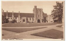 Winchester; St Cross Hospital PPC Unposted, c 1930's, By Salmon