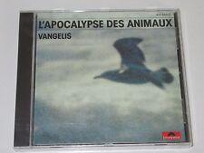 L'Apocalypse Des Animaux/SOUNDTRACK/Vangelis (Polydor 831 503-2) CD Album NEW