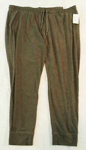 Old Navy Women's Mid-Rise Breathe ON Jogger Pants CD4 Green Size 2XL NWT