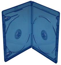 Bluray Replacement 12mm 2-Disc Blu-Ray Double W/ Logo Premium Movie Storage Case