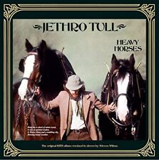 JETHRO TULL HEAVY HORSES CD (Steven Wilson Remix) - Released 20th April 2018