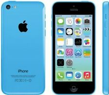 Apple iPhone 5c 16gb SIM Gratis Smartphone-Blu