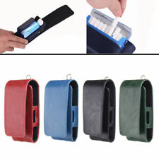 Elektronisch Zigaretten Kit Leder Tasche Case Hülle Schutz Halterung für IQOS
