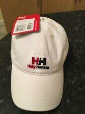 Helly Hansen Urban Casquette Dad Cap - White - Regular Fit - One Size - BNWT