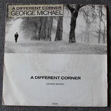 George Michael, a different corner , SP - 45 tours