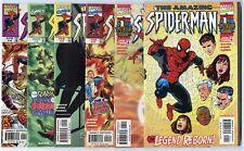 Amazing Spider-Man #1 - 35, 37 - 41, 45 - 56  avg. NM 9.4  Marvel  1999  No Resv