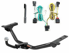 "Curt Class 2 Trailer Hitch & Wiring Euro Kit w/1-7/8"" Ball for Dodge Journey"