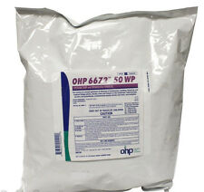 OHP 6672 50 WP Systemic Turf Ornamental Fungicide 2 lb (4 x 8 oz packs) T-Methyl