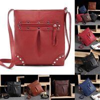 Women Handbag Shoulder Bags Tote Purse Lady Leather Messenger Hobo Bag Crossbody
